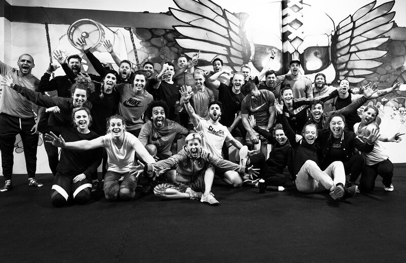 CFA, CrossFit Amsterdam, Community, best community ever, grouppic, amsterdam, crossfit